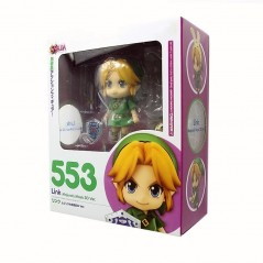 THE LEGEND OF ZELDA: MAJORA S MASK 3D ZELDA NENDOROID 553 LINK MAJORA S MASK 3D VERSION NEW