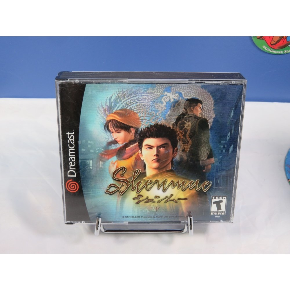 SHENMUE DREAMCAST NTSC-USA OCCASION
