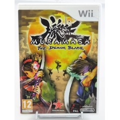 MURAMASA THE DEMON BLADE WII PAL FRA OCCASION