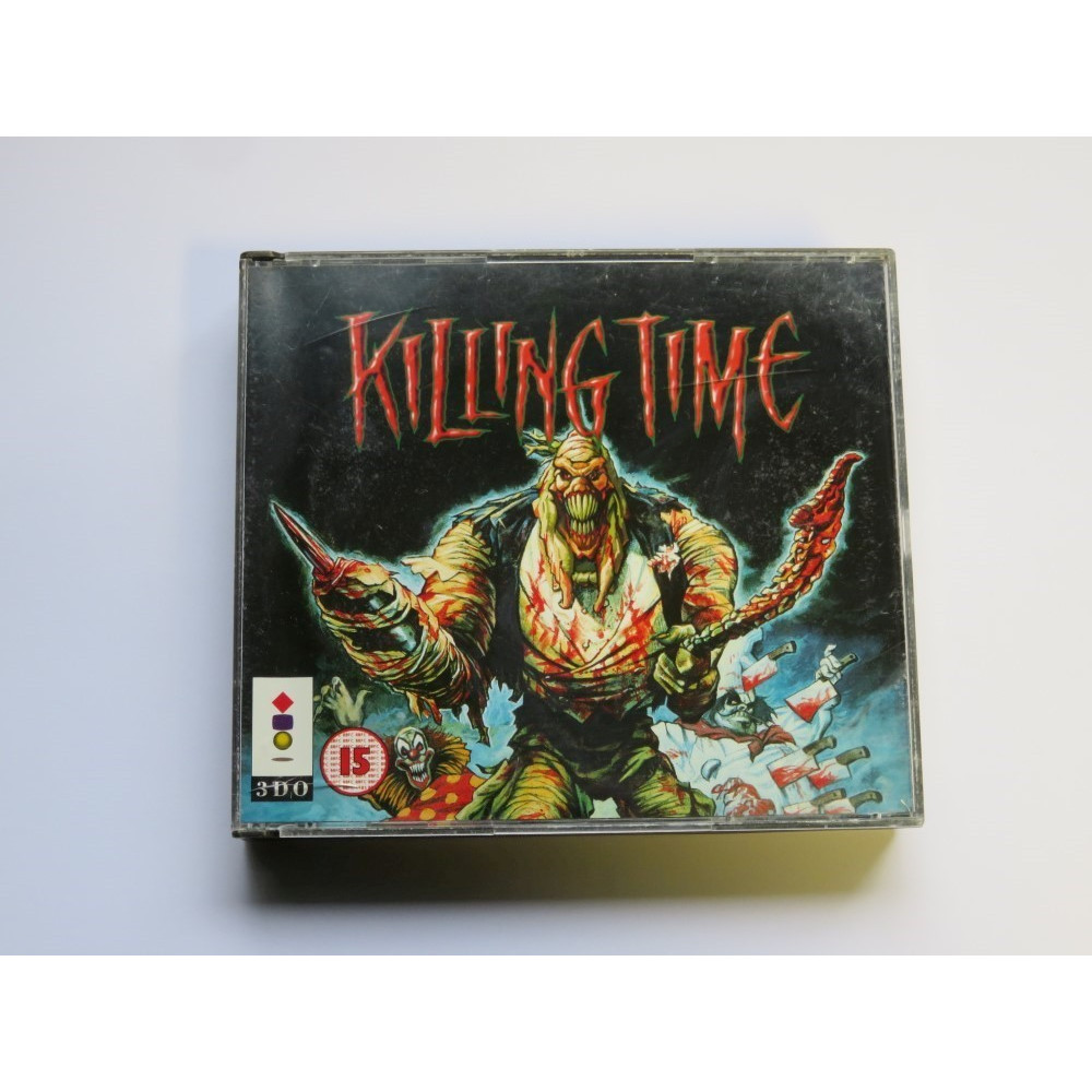 KILLING TIME 3 DO EURO OCCASION