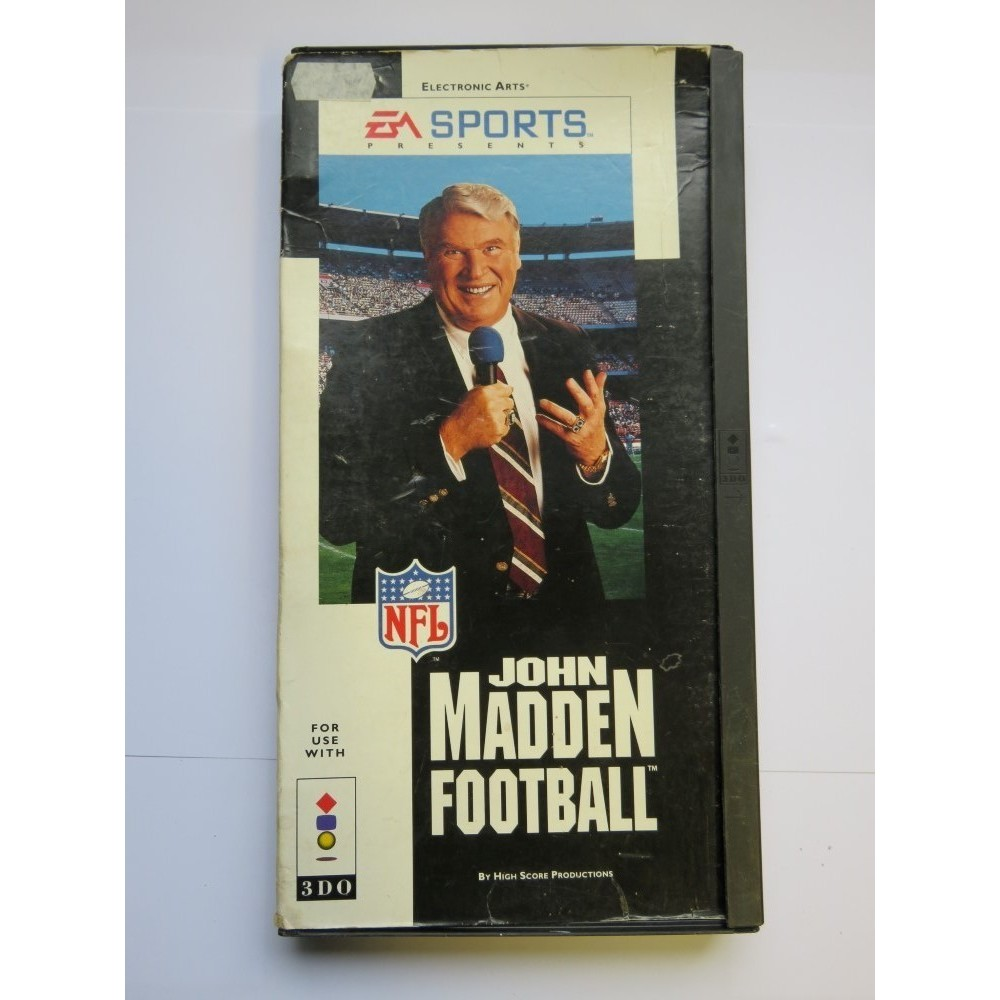 JOHN MADDEN FOOTBALL 3DO USA OCCASION