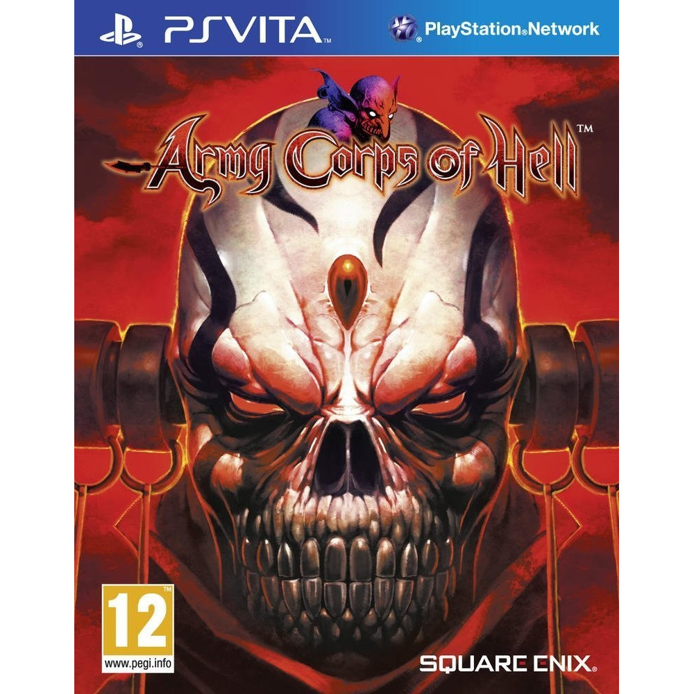 ARMY CORPS OF HELL PSVITA FR OCCASION