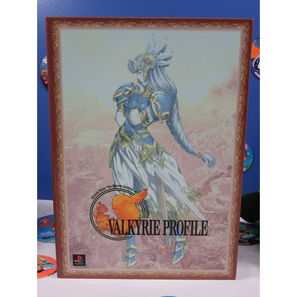 VALKYRIE PROFILE LIMITED DELUXE PACK PS1 NTSC-JPN OCCASION