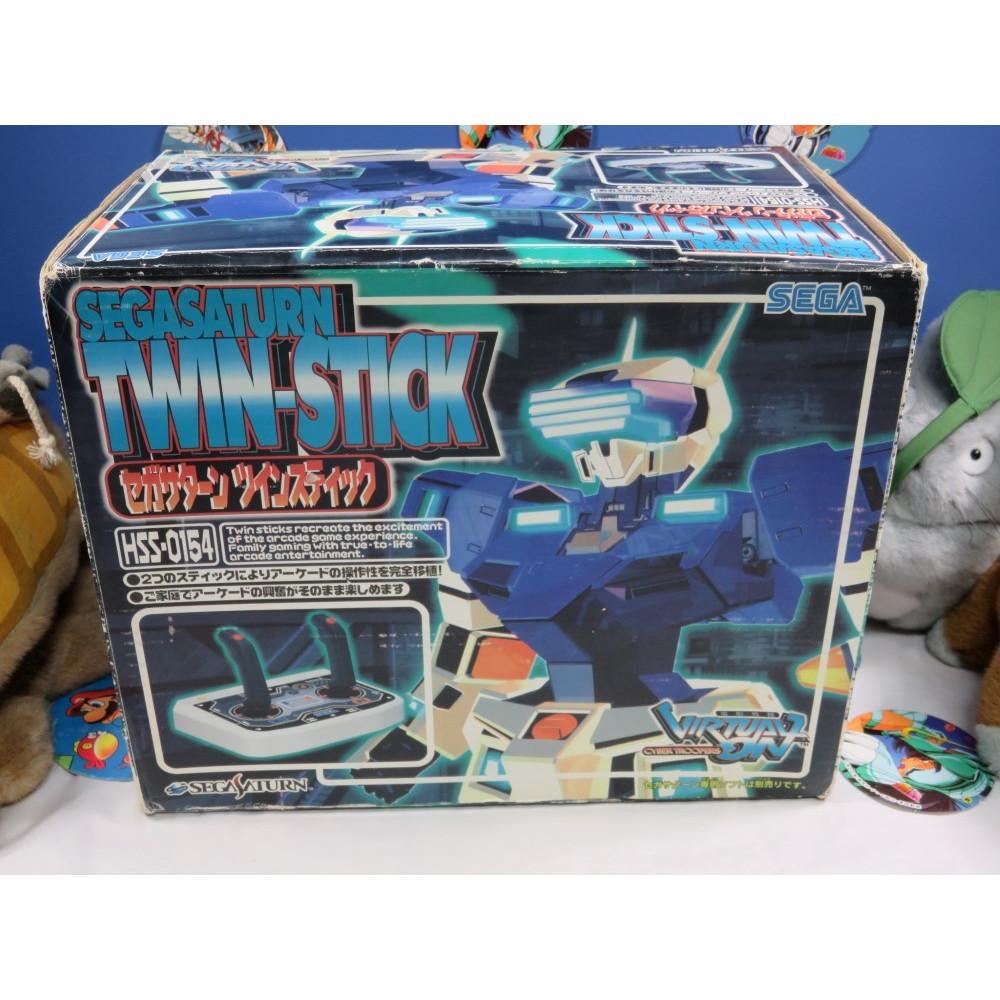 TWIN STICK SEGA SATURN NTSC-JPN OCCASION