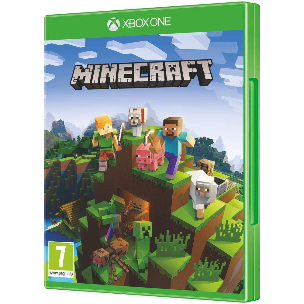 MINECRAFT XBOX ONE FR OCCASION