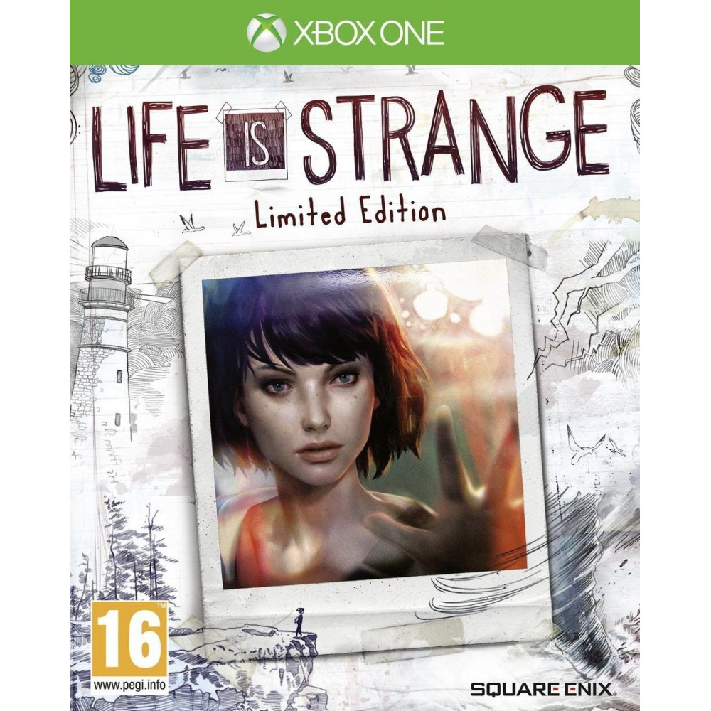 LIFE IS STRANGE EDITION LIMITEE XONE FR OCCASION