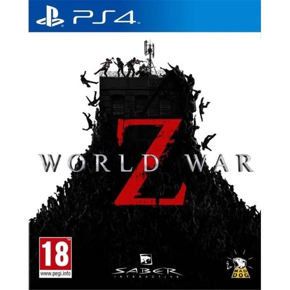 WORLD WAR Z PS4 FR OCCASION