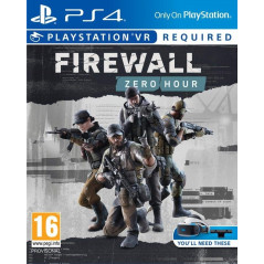 FIREWALL ZERO HOUR PS4 FR OCCASION