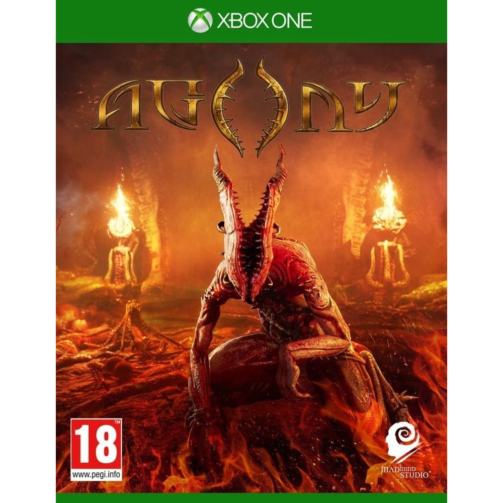 AGONY BUNDLE COPY XBOX ONE UK OCCASION
