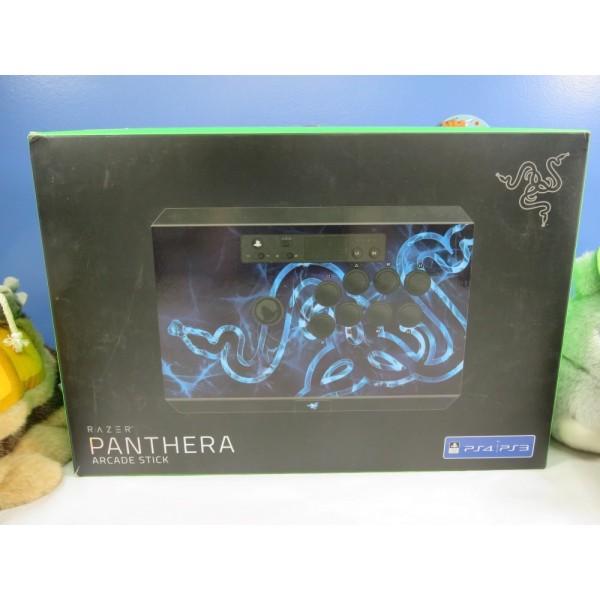 ARCADE STICK RAZER PANTHERA PS4-PS3 EURO OCCASION