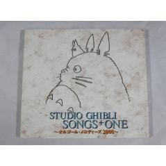 STUDIO GHIBLI SONGS + ONE MUSIC BOX MELODY 2000 JPN OCCASION