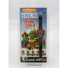 TETRIS WATCH GAME NINTENDO NEW