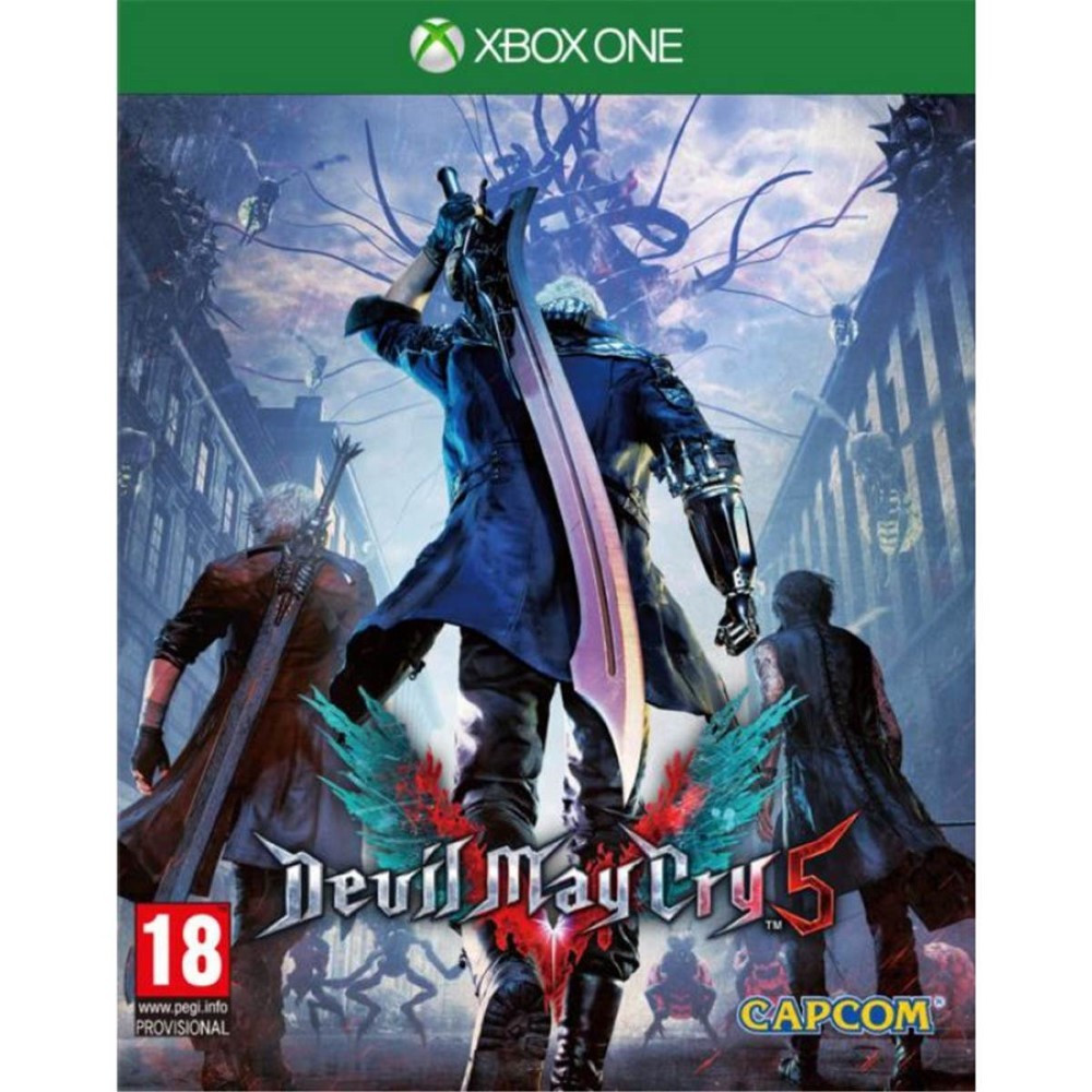 DEVIL MAY CRY 5 XBOX ONE EURO FR NEW