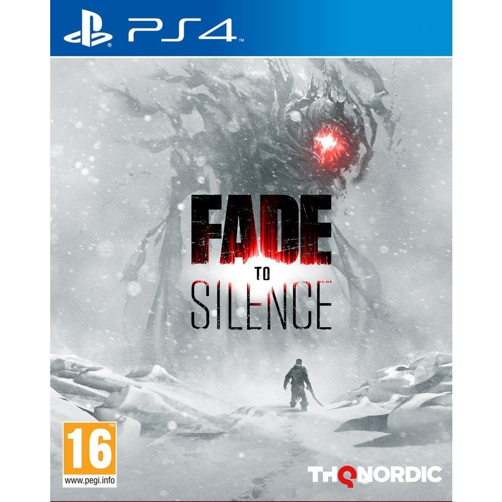 FADE TO SILENCE PS4 FR NEW