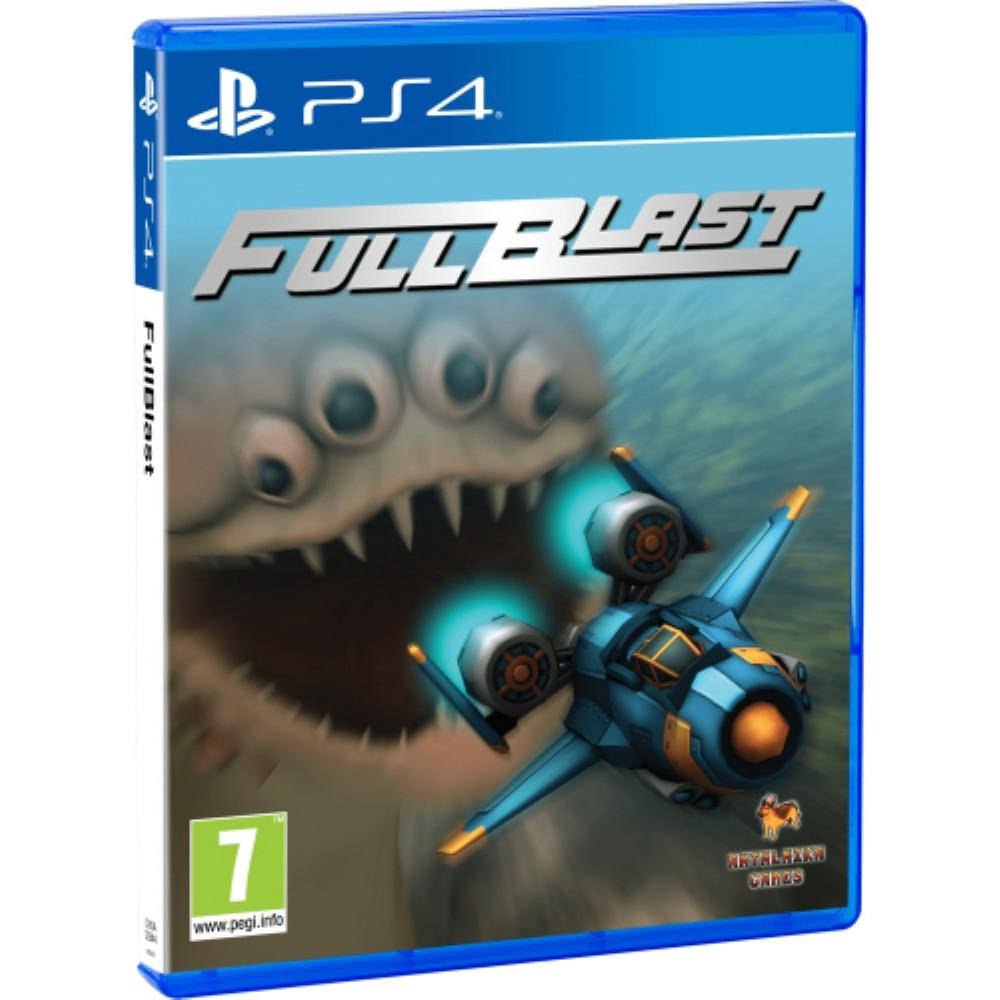 FULLBAST PS4 FR NEW