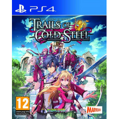THE LEGEND OF HEROES TRAILS OF COLD STEEL PS4 FR OCCASION