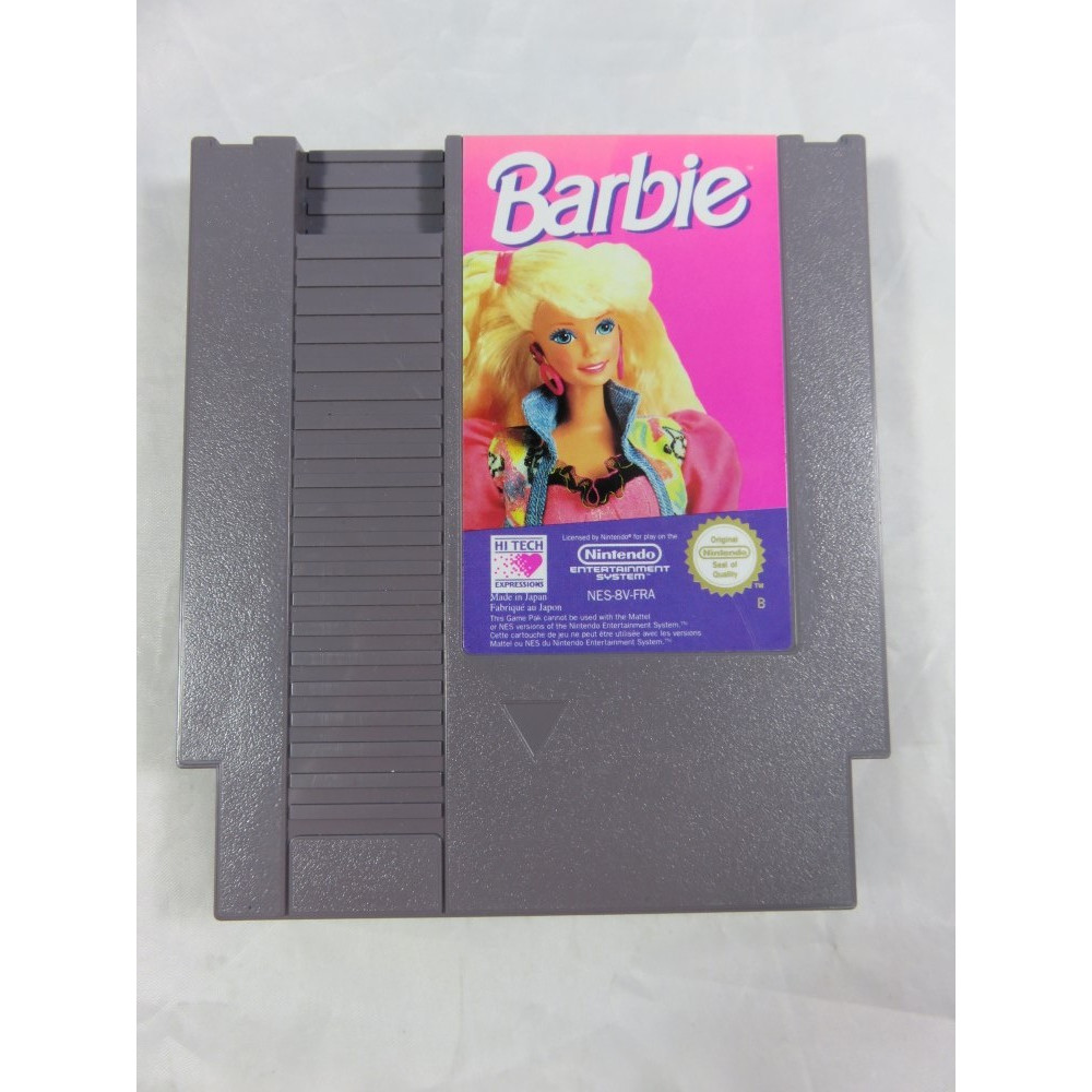 BARBIE NES PAL-B FRA LOOSE