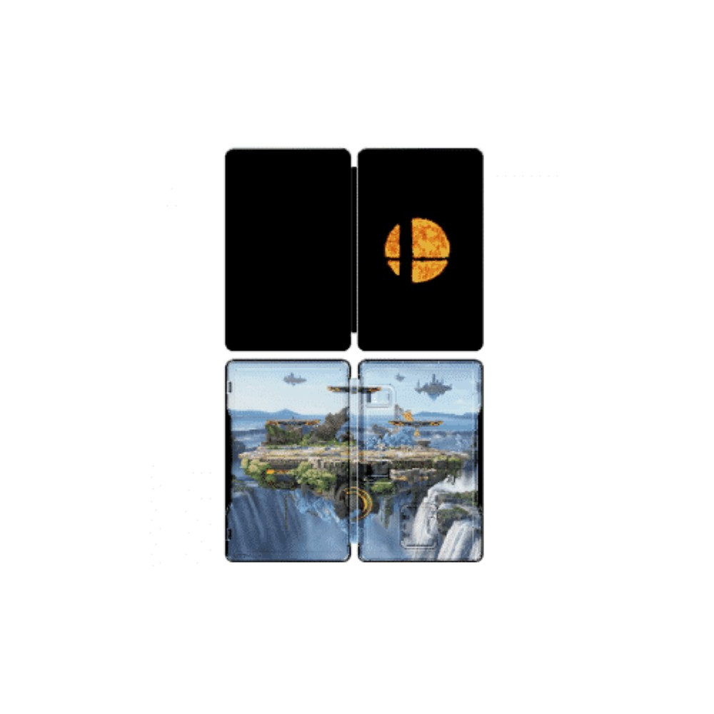 SUPER SMASH BROS ULTIMATE STEELBOOK SWITCH FR OCCASION