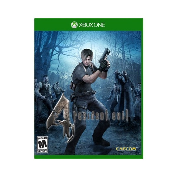 RESIDENT EVIL 4 XBOX ONE USA OCCASION