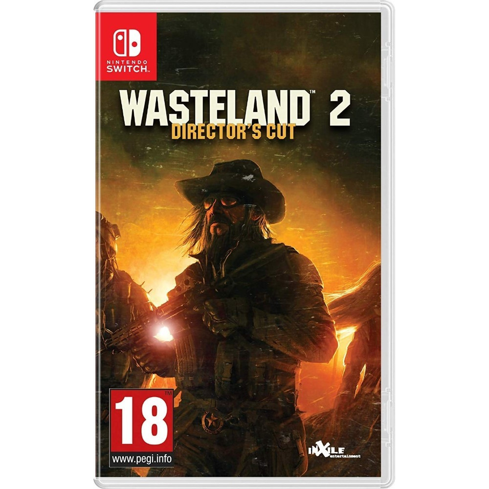 WASTELAND 2 DIRECTOR E CUT SWITCH UK NEW