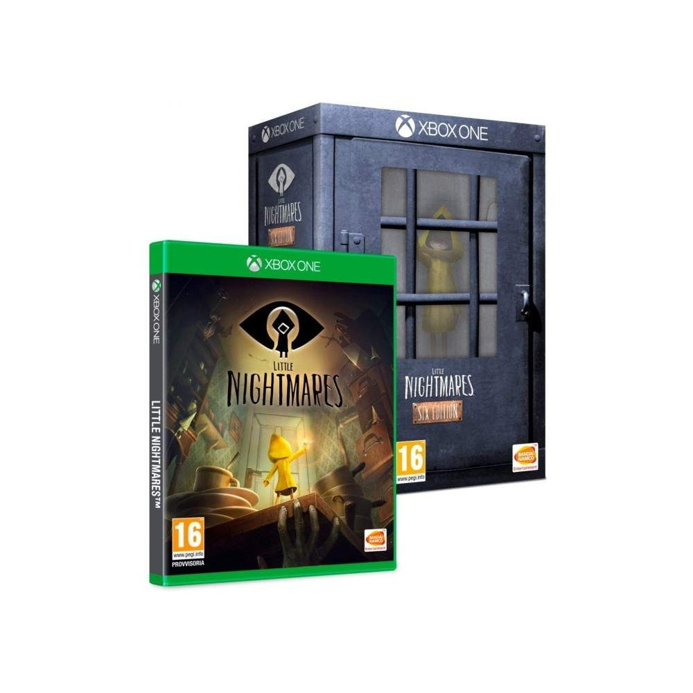 LITTLE NIGHTMARES SIX EDITION XONE FR OCCASION