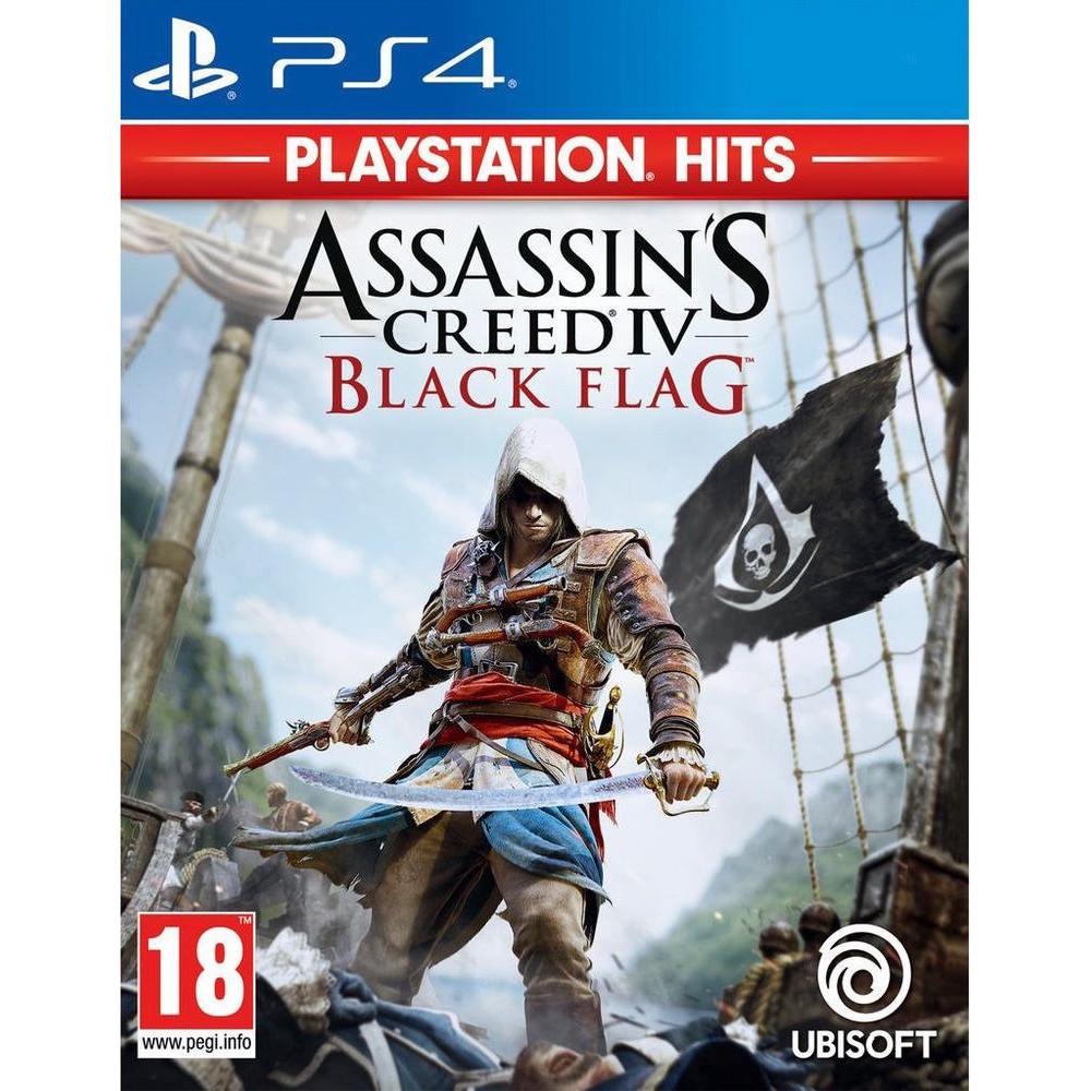 ASSASSIN S CREED 4 BLACK FLAG PLAYSTATION HITS PS4 EURO FR NEW