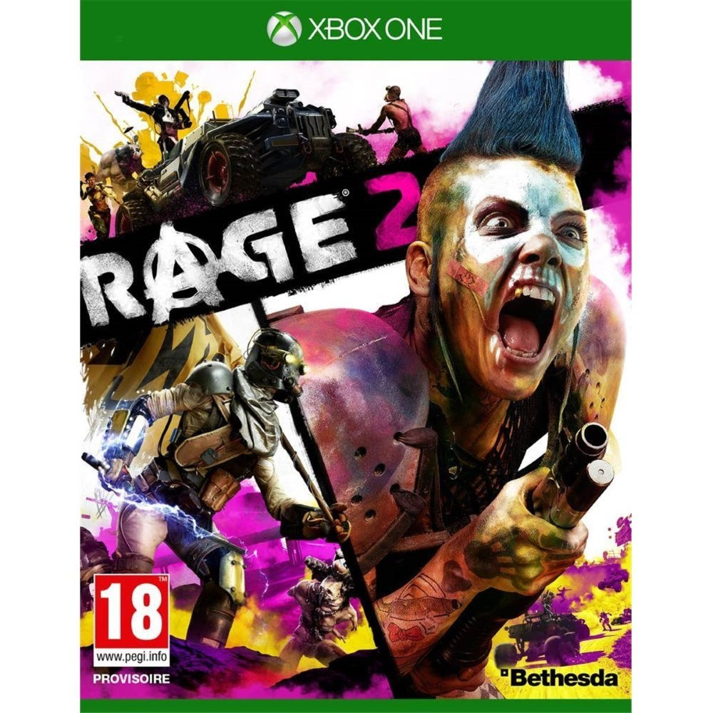 RAGE 2 XBOX ONE UK NEW