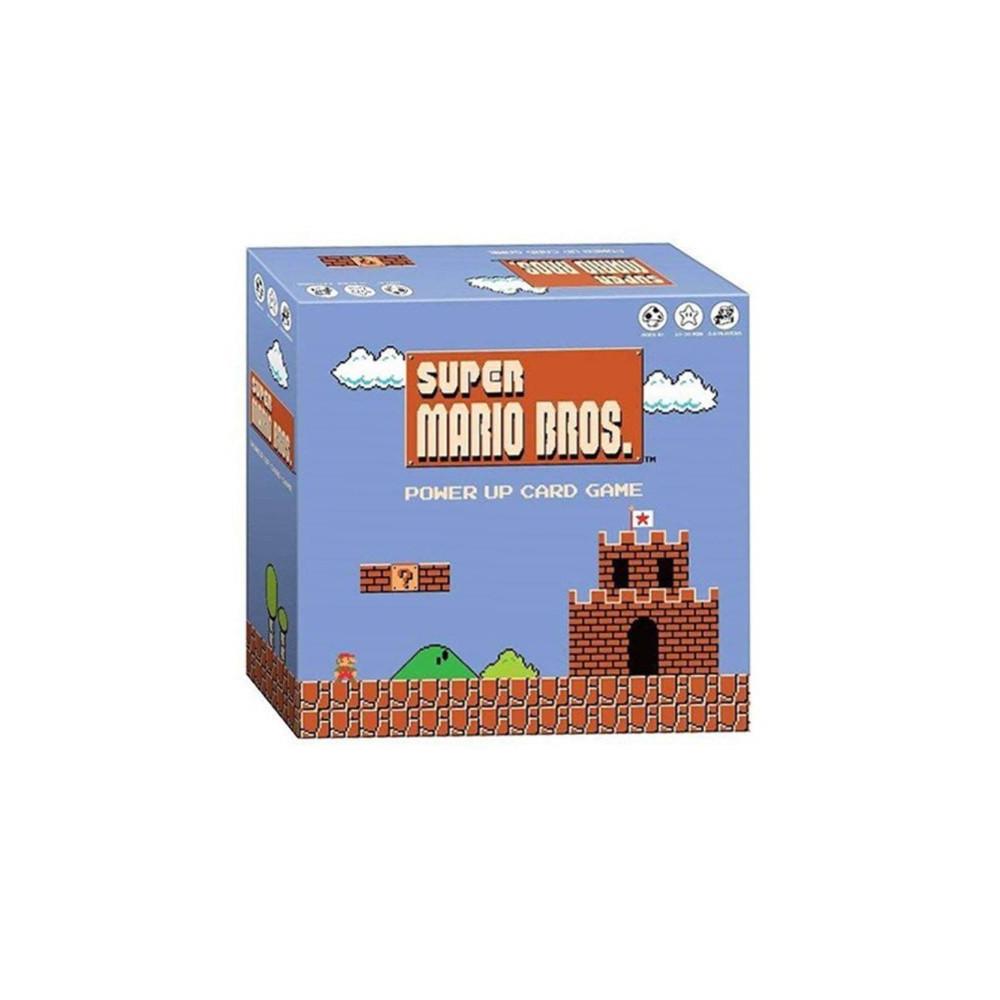 SUPER MARIO BROS POWER UP CARD GAME UK NEW