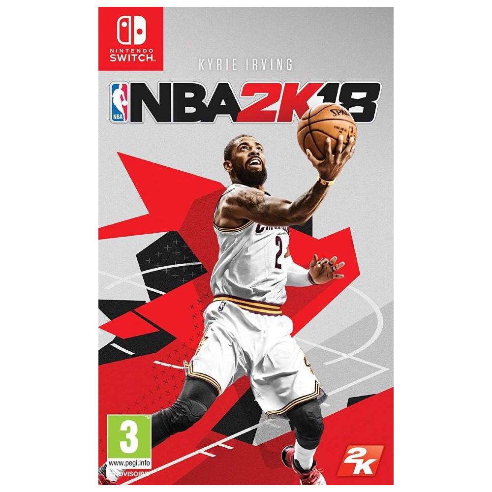 NBA 2K18 SWITCH UK OCCASION