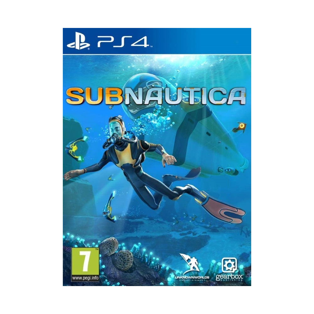SUBNAUTICA PS4 UK OCCASION