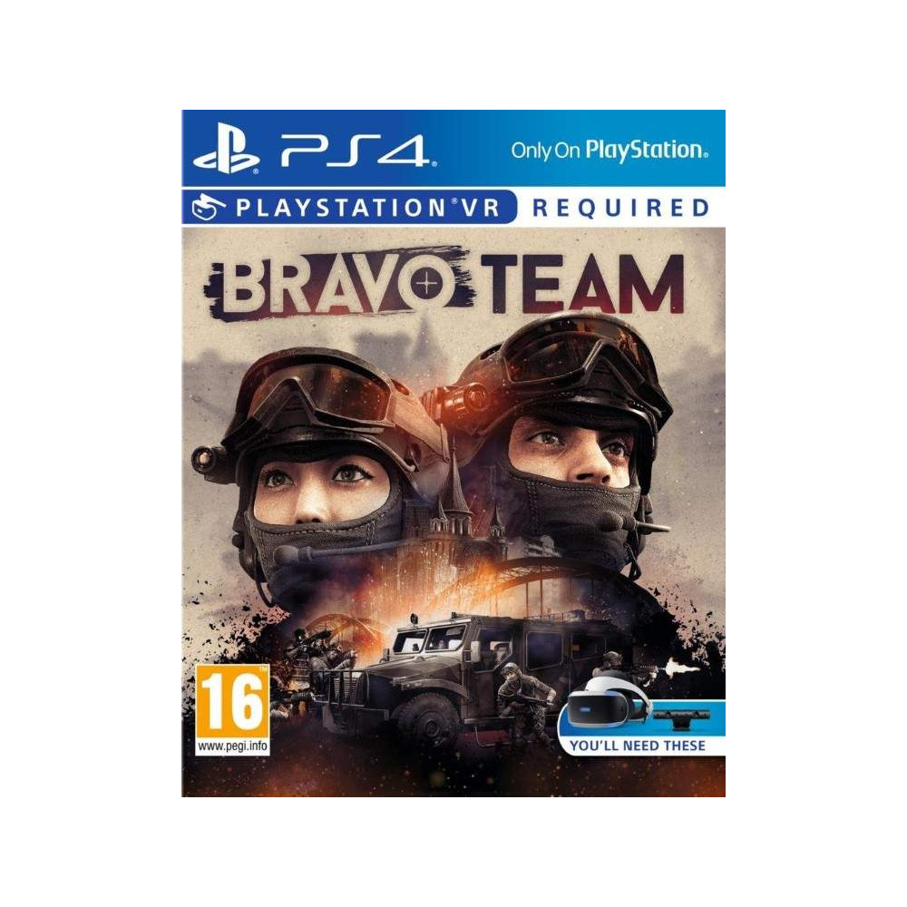 BRAVO TEAM VR PS4 UK OCCASION