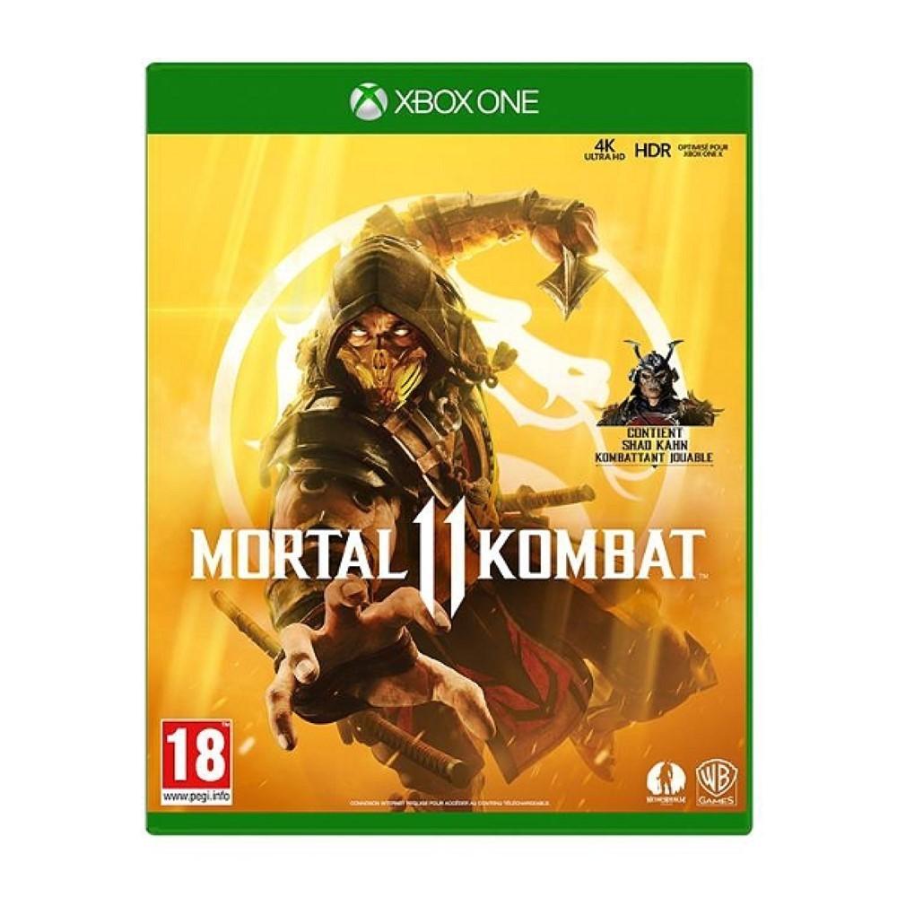 MORTAL KOMBAT XI XBOX ONE FR OCCASION