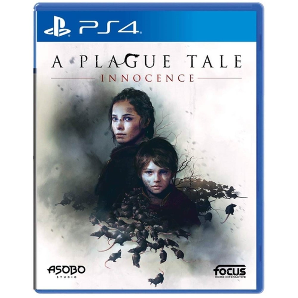 A PLAGUE TALE INNOCENCE PS4 UK OCCASIONA PLAGUE TALE INNOCENCE PS4 UK OCCASION