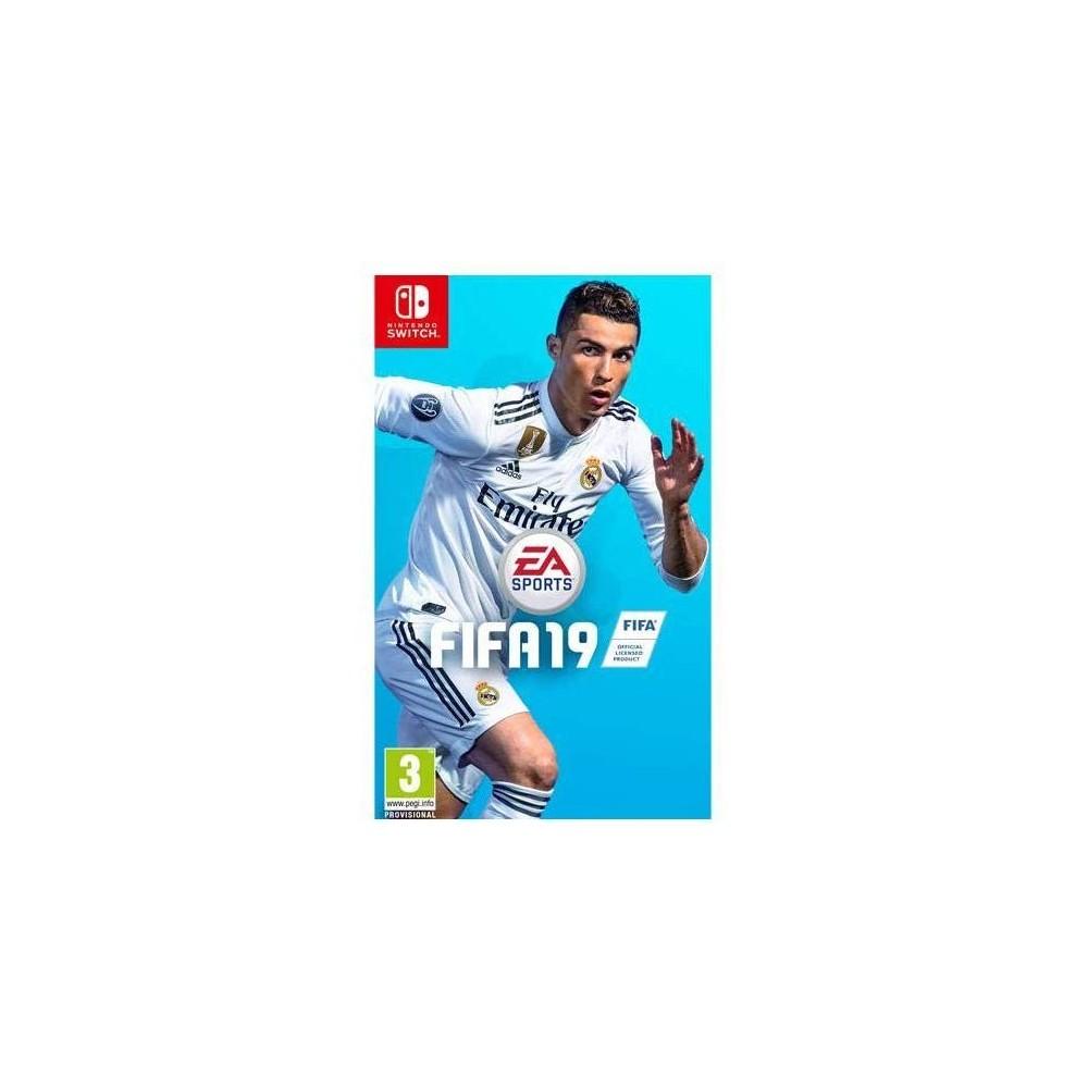 FIFA 19 SWITCH PAL FR NEW