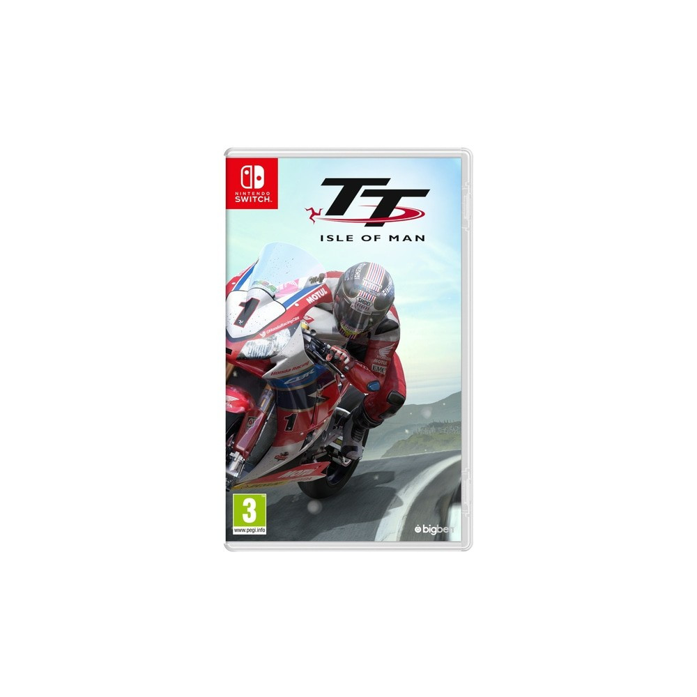 TT ISLE OF MAN SWITCH EURO FR NEW