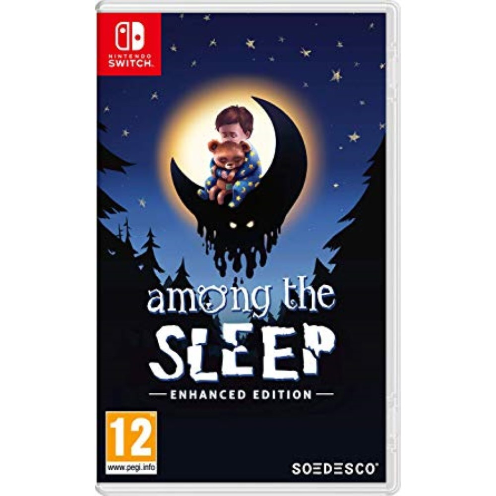 AMONG THE SLEEP EURO FR NEW