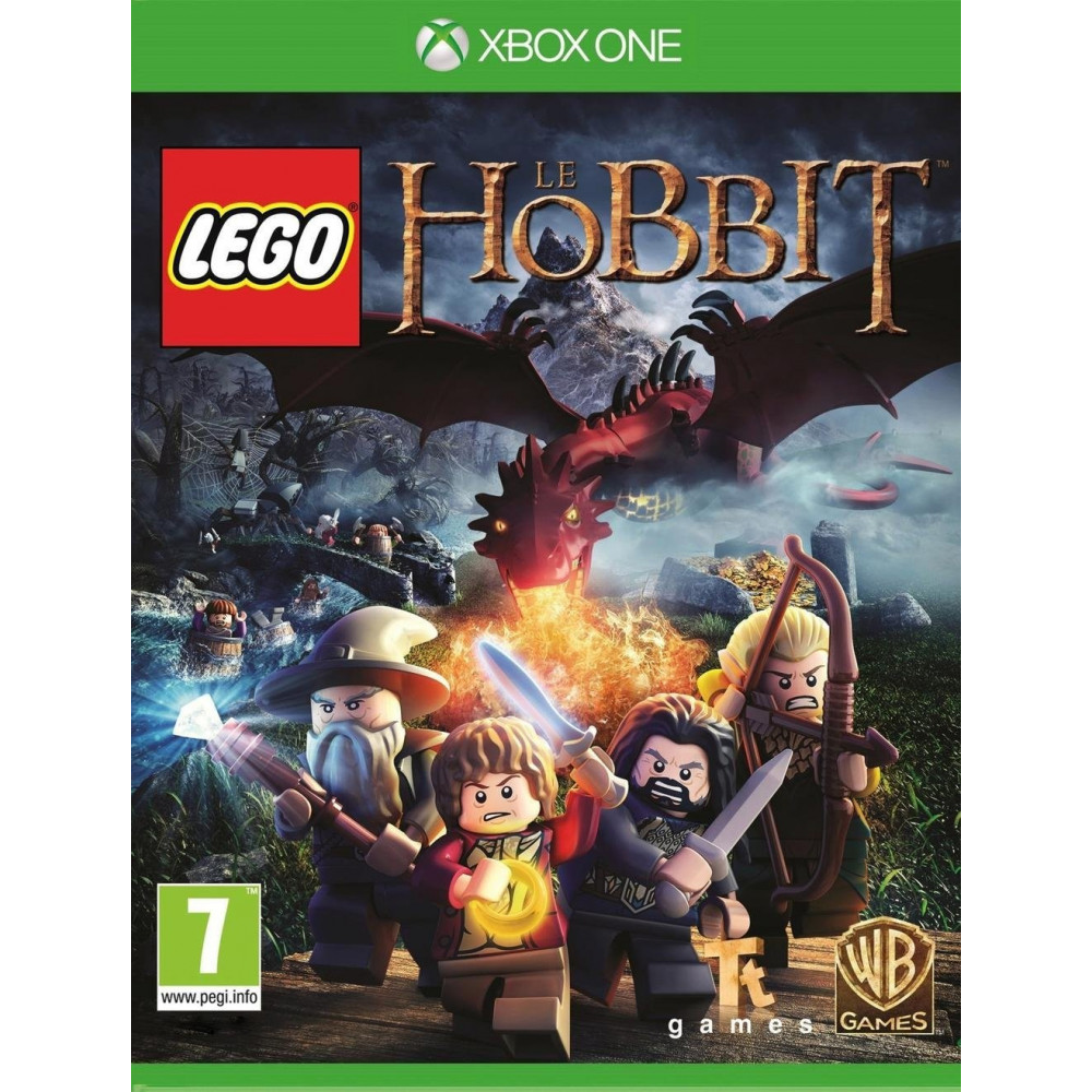 LEGO LE HOBBIT XBOX ONE FR OCCASION