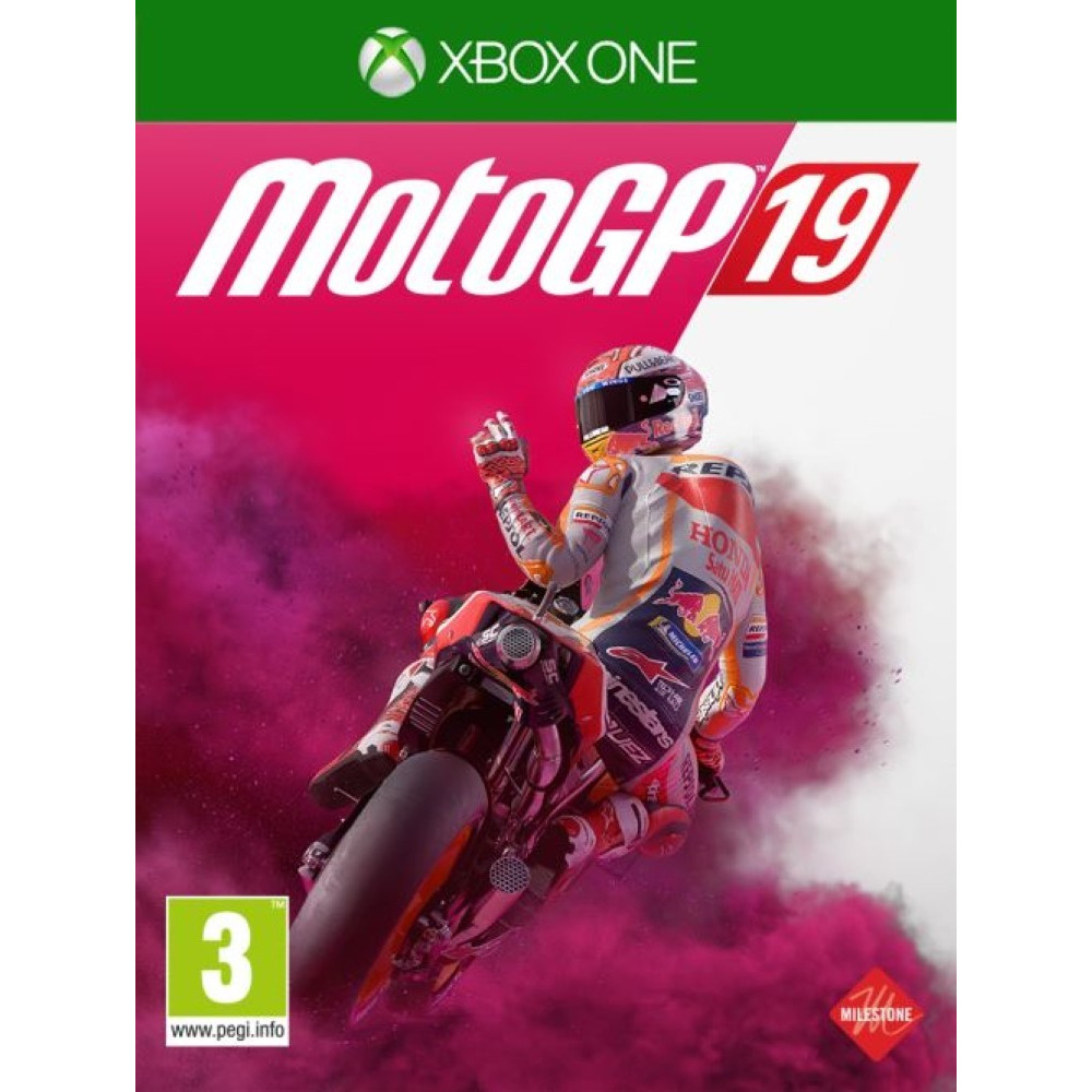 MOTO GP 19 XBOX ONE FR NEW