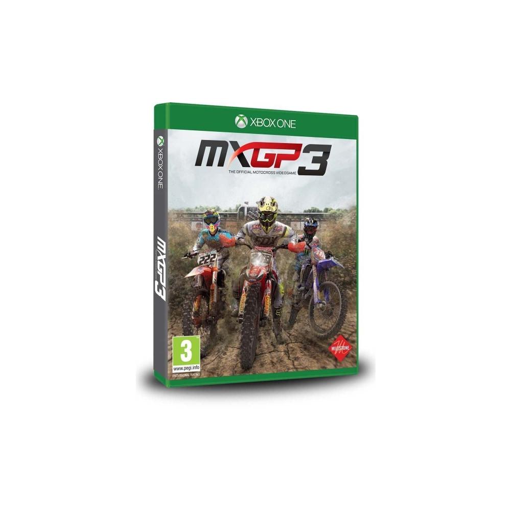 MX GP 3 XBOX ONE FR OCCASION