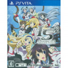 INFINITE STRATOS 2: IGNITION HEARTS PSVITA JAP OCC