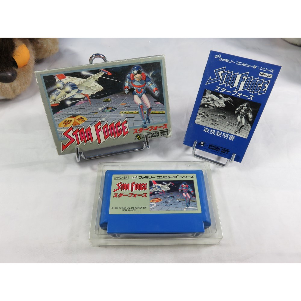 STAR FORCE (HUDSON SOFT) FAMICOM NTSC-JPN OCCASION