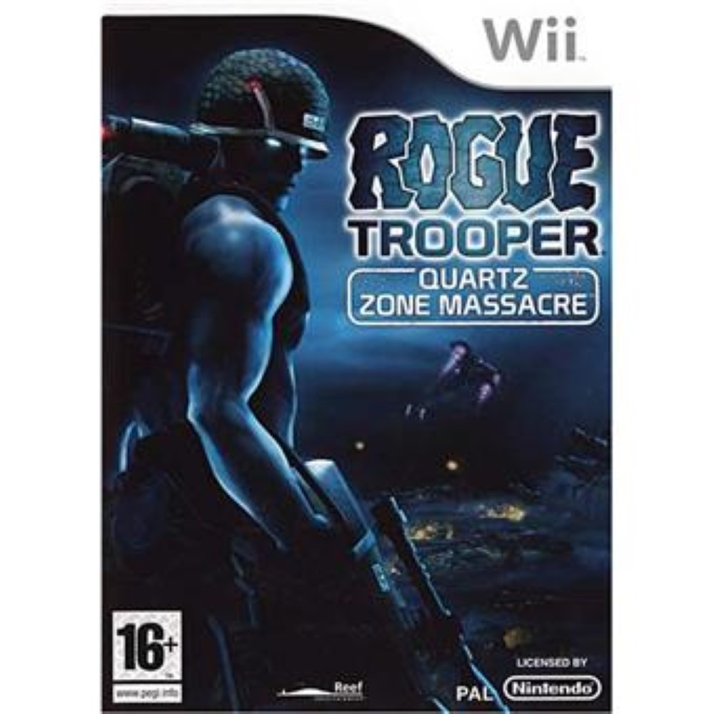 ROGUE TROOPER WII PAL-FR OCCASION