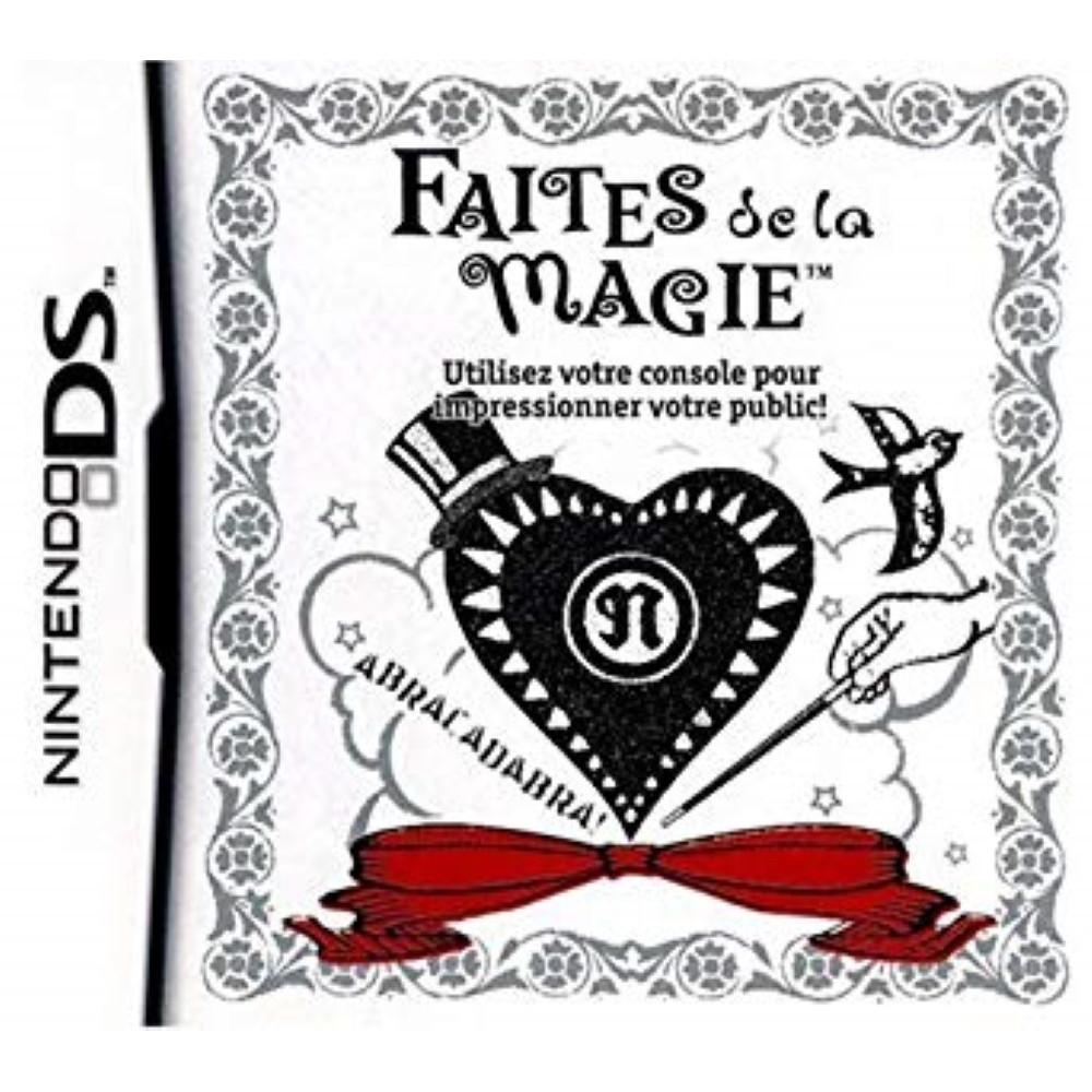 FAITES DE LA MAGIE NDS FRA OCCASION