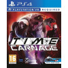 TIME CARNAGE VR PS4 FR OCCASION