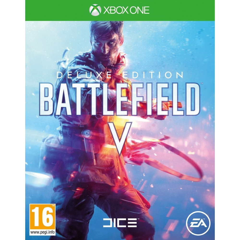 BATTLEFIELD V DELUXE EDITION XBOX ONE FR OCCASION