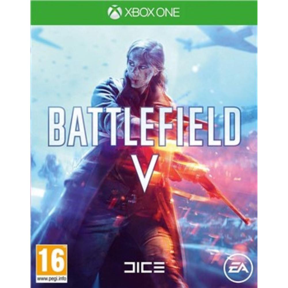 BATTLEFIELD V BUNDLE COPY XBOX ONE UK OCCASION