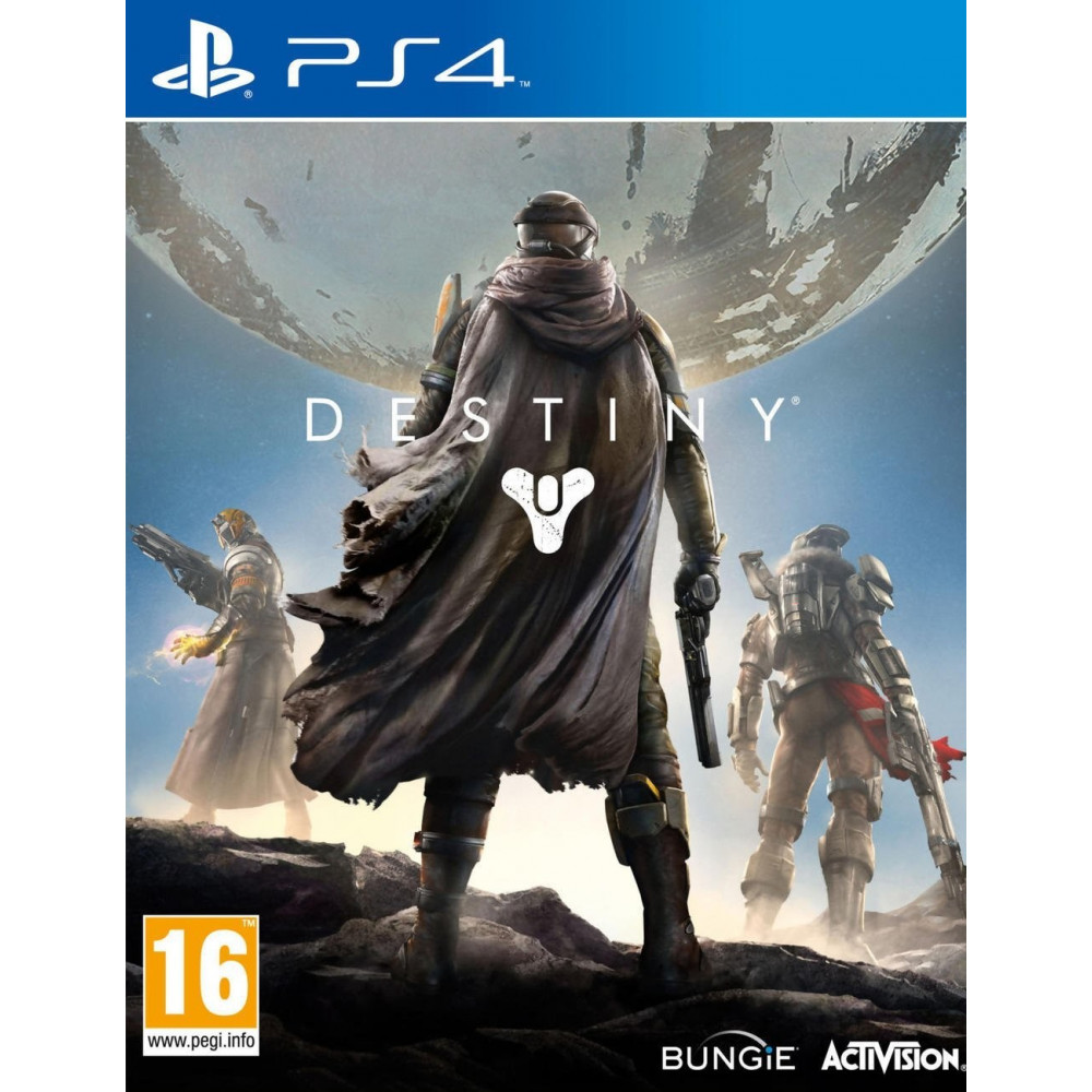 DESTINY PS4 UK OCCASION