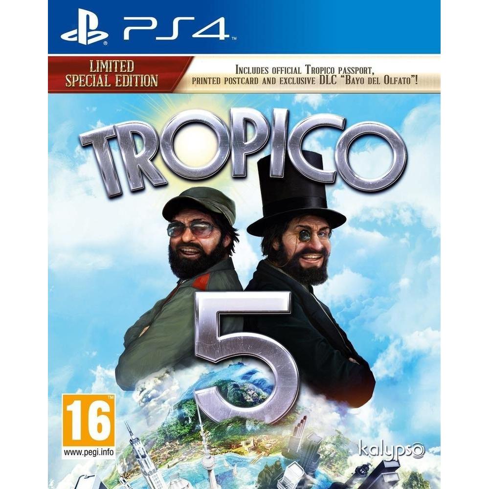 TROPICO 5 P4 FR OCCASION