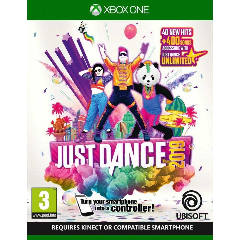 JUST DANCE 2019 XBOX ONE FR OCCASION