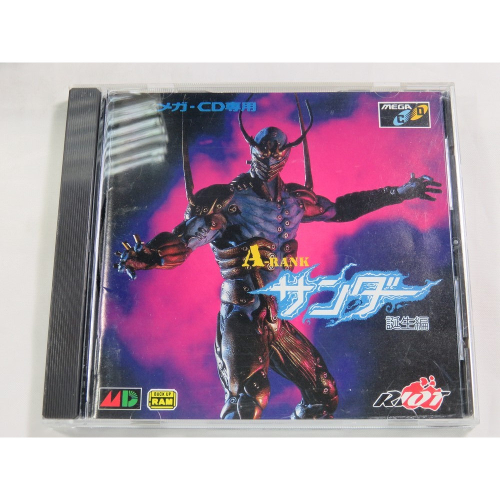A-RANK THUNDER (+SPIN CARD) NTSC-JPN OCCASION